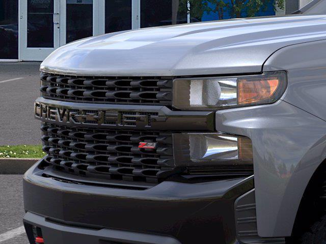2021 Chevrolet Silverado 1500 Crew Cab 4x4, Pickup #M21740 - photo 13