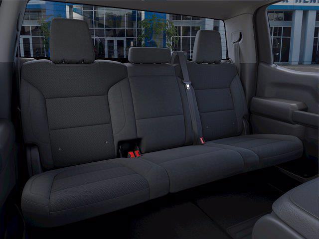 2021 Chevrolet Silverado 1500 Crew Cab 4x4, Pickup #M21740 - photo 16