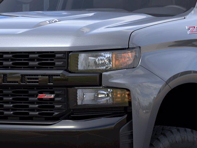 2021 Chevrolet Silverado 1500 Crew Cab 4x4, Pickup #M21740 - photo 10