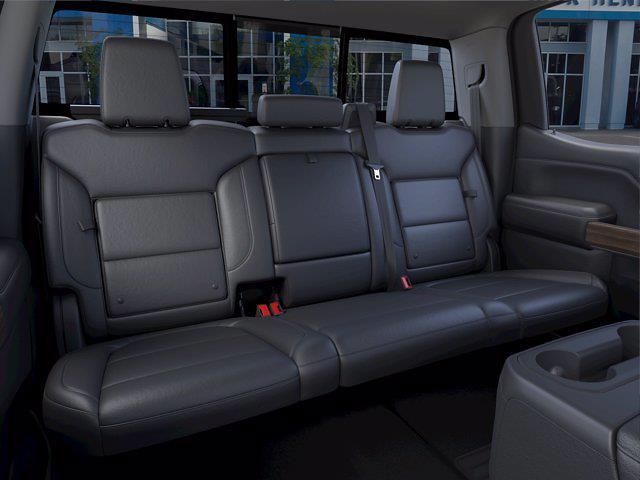 2021 Chevrolet Silverado 1500 Crew Cab 4x4, Pickup #M21742 - photo 16