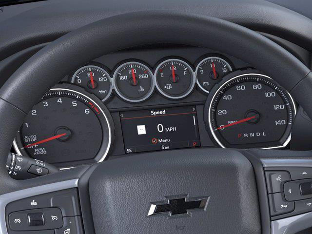 2021 Chevrolet Silverado 1500 Crew Cab 4x4, Pickup #M21742 - photo 17