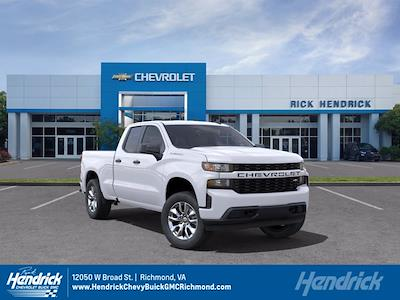 2021 Chevrolet Silverado 1500 Double Cab 4x4, Pickup #M21753 - photo 1