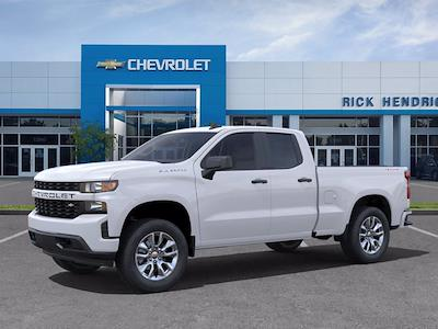 2021 Chevrolet Silverado 1500 Double Cab 4x4, Pickup #M21753 - photo 3