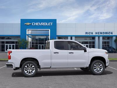 2021 Chevrolet Silverado 1500 Double Cab 4x4, Pickup #M21753 - photo 5