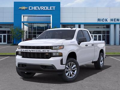 2021 Chevrolet Silverado 1500 Double Cab 4x4, Pickup #M21753 - photo 6