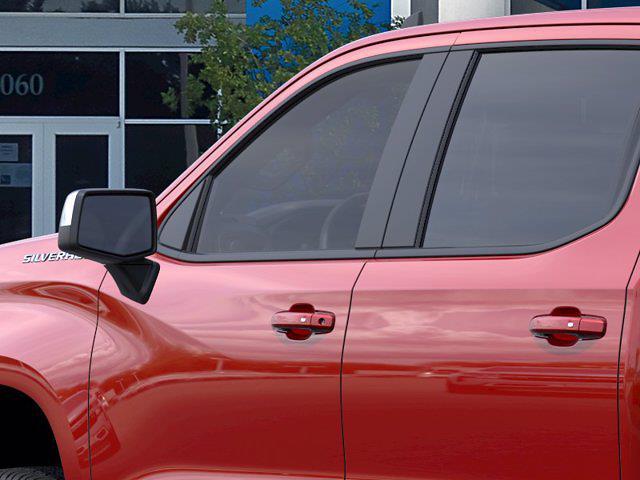 2021 Chevrolet Silverado 1500 Crew Cab 4x2, Pickup #M21755 - photo 12