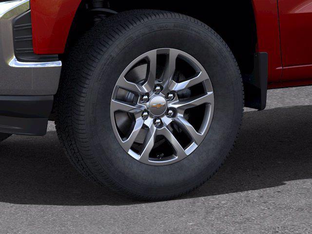 2021 Chevrolet Silverado 1500 Crew Cab 4x2, Pickup #M21755 - photo 9