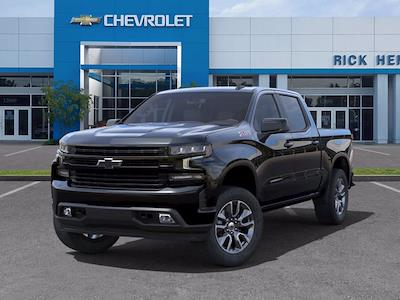 2021 Chevrolet Silverado 1500 Crew Cab 4x4, Pickup #M21756 - photo 6