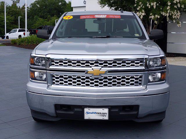 2014 Chevrolet Silverado 1500 Crew Cab 4x4, Pickup #M21771A - photo 8