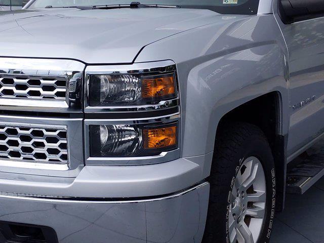 2014 Chevrolet Silverado 1500 Crew Cab 4x4, Pickup #M21771A - photo 9