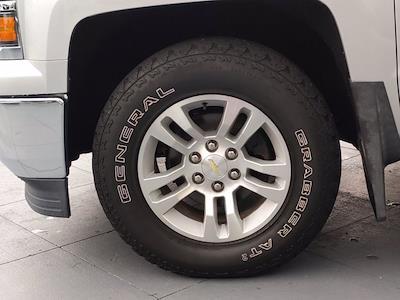 2014 Chevrolet Silverado 1500 Crew Cab 4x4, Pickup #M21771A - photo 10
