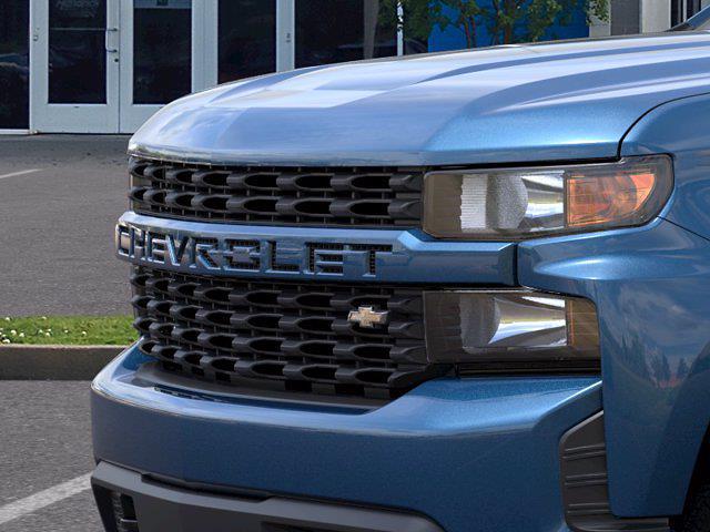 2021 Chevrolet Silverado 1500 Double Cab 4x4, Pickup #M21782 - photo 11