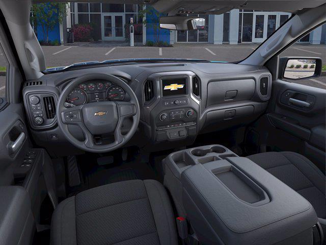 2021 Chevrolet Silverado 1500 Double Cab 4x4, Pickup #M21782 - photo 12