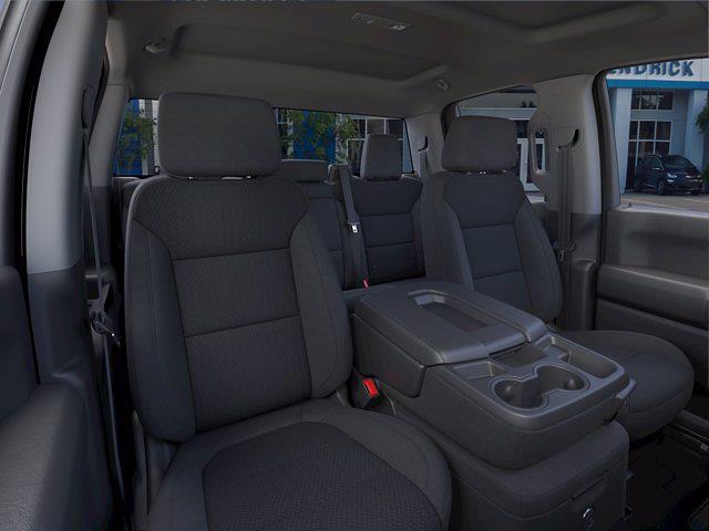 2021 Chevrolet Silverado 1500 Double Cab 4x4, Pickup #M21782 - photo 13