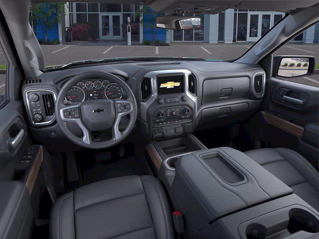 2021 Chevrolet Silverado 1500 Crew Cab 4x4, Pickup #M21843 - photo 12