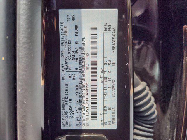2018 Ford F-150 SuperCrew Cab 4x4, Pickup #M21846A - photo 41