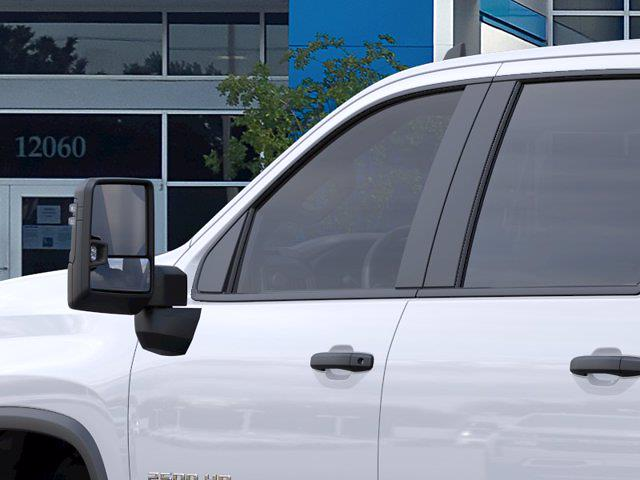 2021 Chevrolet Silverado 2500 Crew Cab 4x4, Pickup #M21848 - photo 12