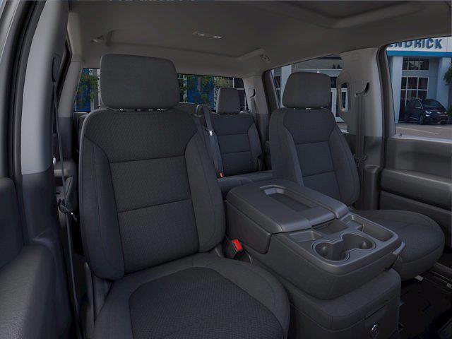 2021 Chevrolet Silverado 2500 Crew Cab 4x4, Pickup #M21848 - photo 15