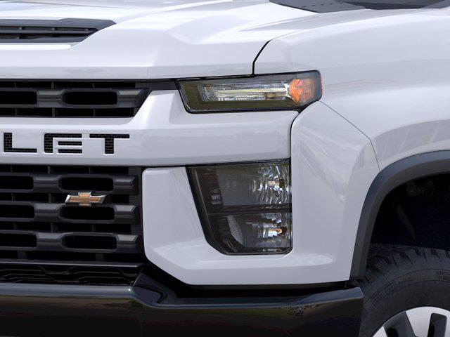 2021 Chevrolet Silverado 2500 Crew Cab 4x4, Pickup #M21848 - photo 10