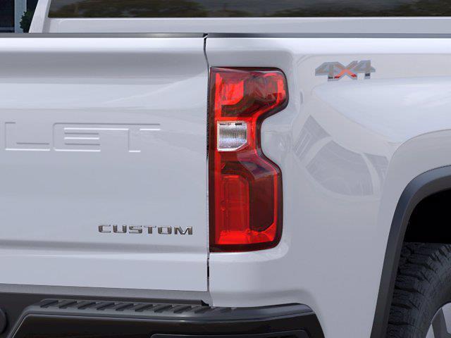 2021 Chevrolet Silverado 2500 Crew Cab 4x4, Pickup #M21848 - photo 11