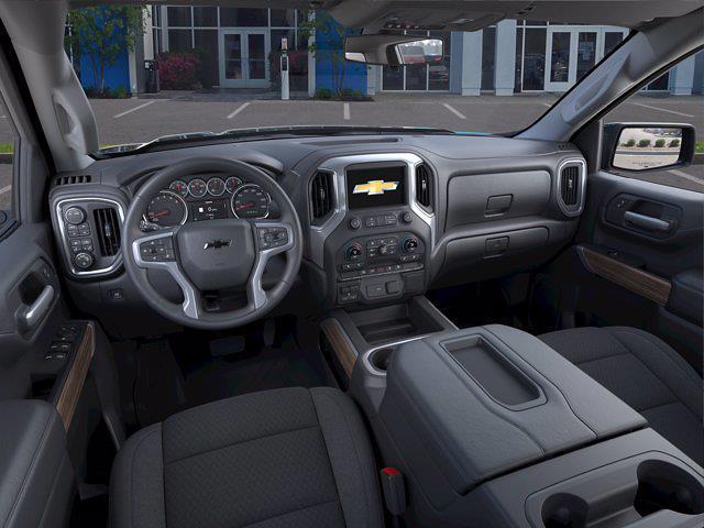 2021 Chevrolet Silverado 1500 Crew Cab 4x4, Pickup #M21858 - photo 12