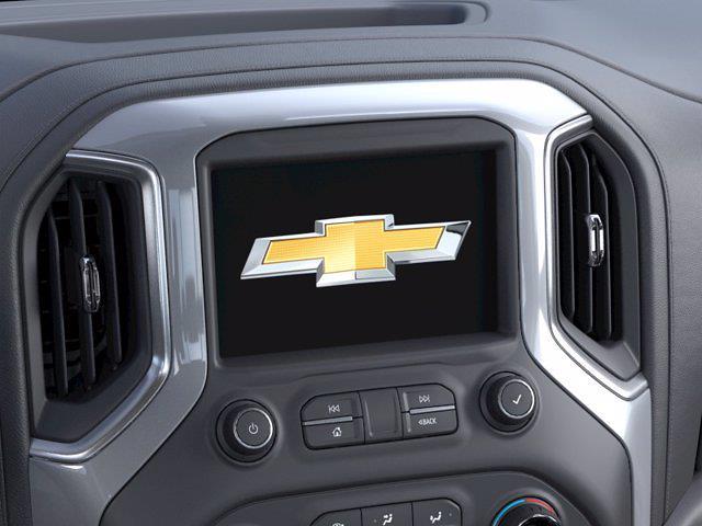 2021 Chevrolet Silverado 1500 Crew Cab 4x4, Pickup #M21858 - photo 17