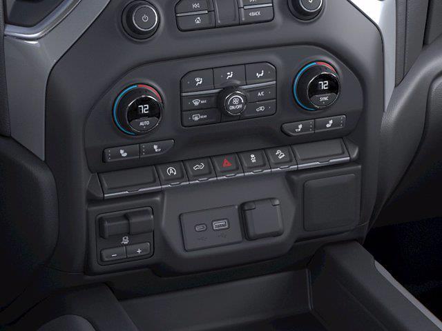2021 Chevrolet Silverado 1500 Crew Cab 4x4, Pickup #M21858 - photo 20