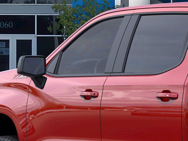 2021 Chevrolet Silverado 1500 Crew Cab 4x4, Pickup #M21859 - photo 10
