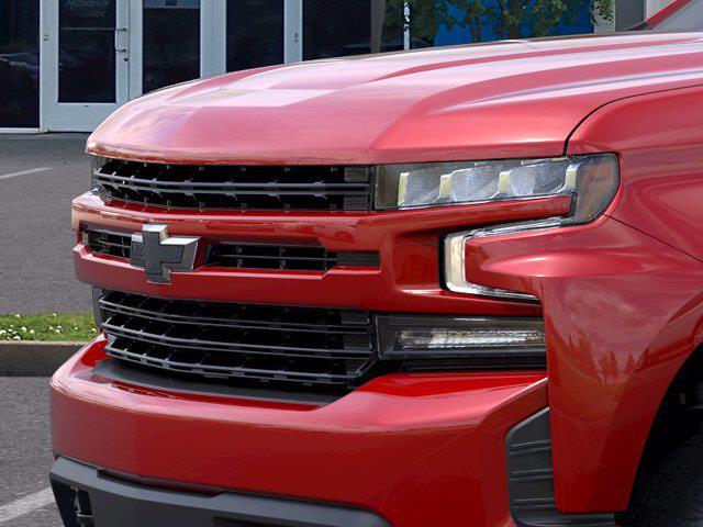 2021 Chevrolet Silverado 1500 Crew Cab 4x4, Pickup #M21859 - photo 11