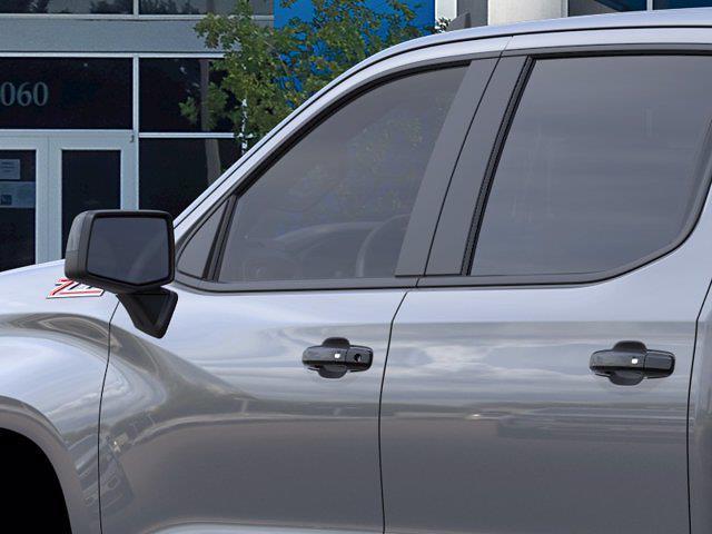 2021 Chevrolet Silverado 1500 Crew Cab 4x4, Pickup #M21875 - photo 10