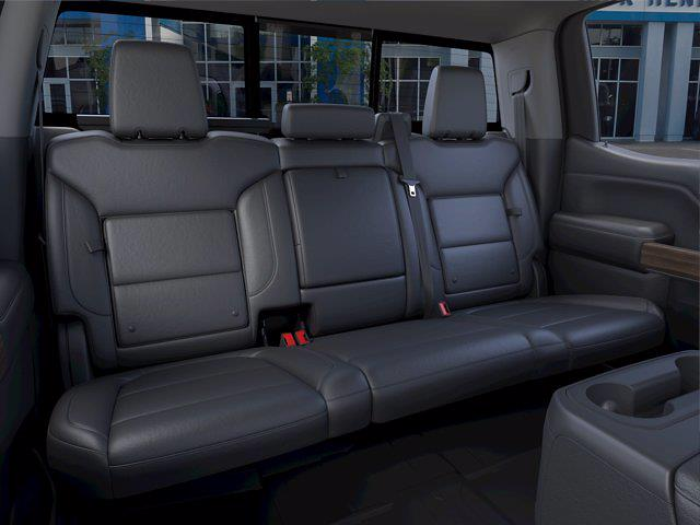 2021 Chevrolet Silverado 1500 Crew Cab 4x4, Pickup #M21875 - photo 14