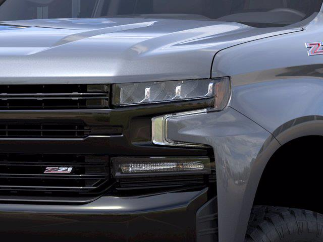 2021 Chevrolet Silverado 1500 Crew Cab 4x4, Pickup #M21875 - photo 8