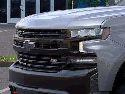 2021 Chevrolet Silverado 1500 Crew Cab 4x4, Pickup #M21875 - photo 11