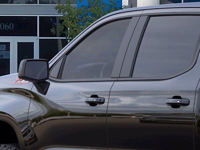 2021 Chevrolet Silverado 1500 Crew Cab 4x4, Pickup #M21881 - photo 10