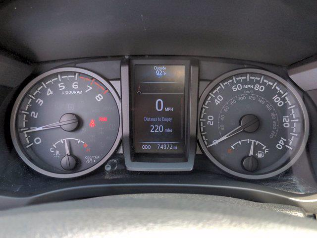 2019 Toyota Tacoma Double Cab 4x4, Pickup #M21896A - photo 20
