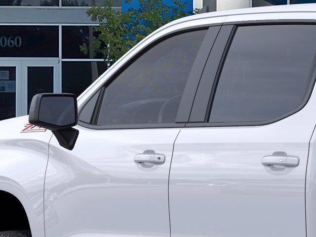2021 Chevrolet Silverado 1500 Crew Cab 4x4, Pickup #M21995 - photo 10