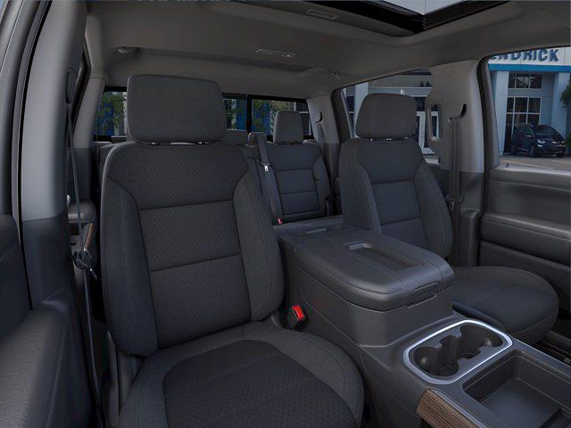 2021 Chevrolet Silverado 1500 Crew Cab 4x4, Pickup #M21995 - photo 13
