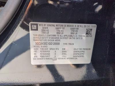 2016 Silverado 1500 Crew Cab 4x4,  Pickup #M21998A - photo 32
