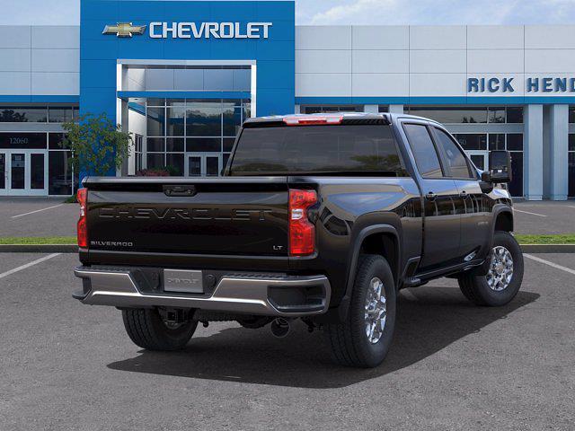 2021 Chevrolet Silverado 2500 Crew Cab 4x4, Pickup #M22036 - photo 2