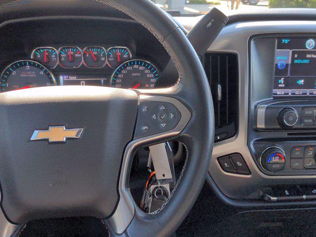 2016 Silverado 1500 Double Cab 4x4,  Pickup #M22103B - photo 20