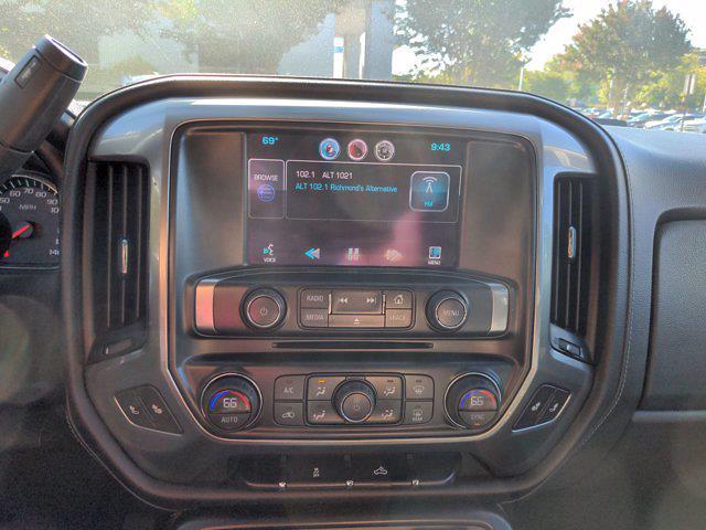 2014 Silverado 1500 Double Cab 4x4,  Pickup #M22107A - photo 22