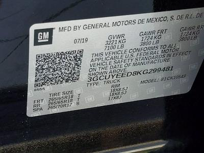 2019 Chevrolet Silverado 1500 Crew Cab 4x4, Pickup #P00109 - photo 45