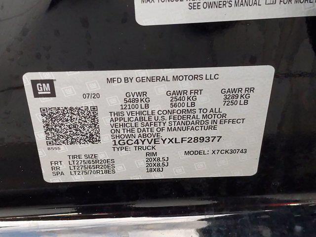 2020 Chevrolet Silverado 3500 Crew Cab 4x4, Pickup #PS00088 - photo 47