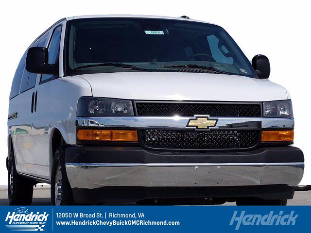 2020 Chevrolet Express 3500 4x2, Passenger Wagon #R20234 - photo 1