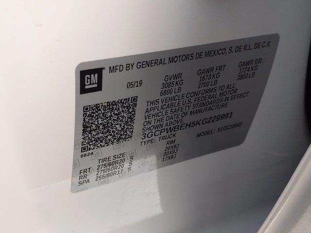 2019 Chevrolet Silverado 1500 Crew Cab 4x2, Pickup #R20251A - photo 43