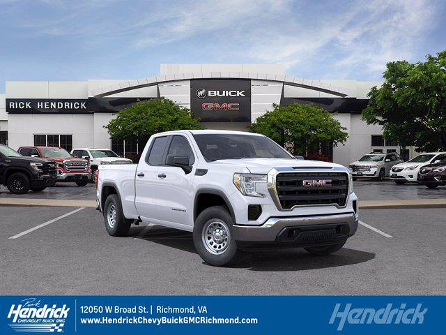 2021 GMC Sierra 1500 Double Cab 4x4, Pickup #CM21729 - photo 1