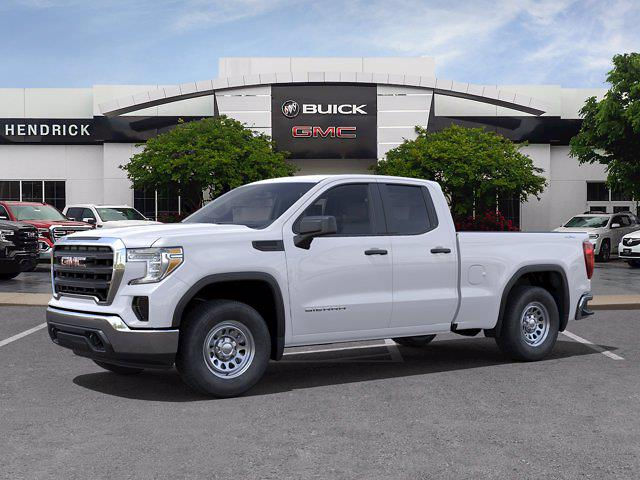 2021 GMC Sierra 1500 Double Cab 4x4, Pickup #CM21729 - photo 3