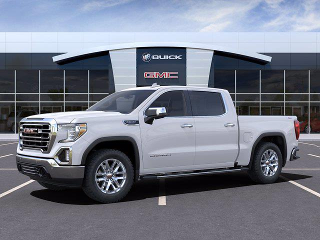 2021 GMC Sierra 1500 Crew Cab 4x4, Pickup #M21539 - photo 3