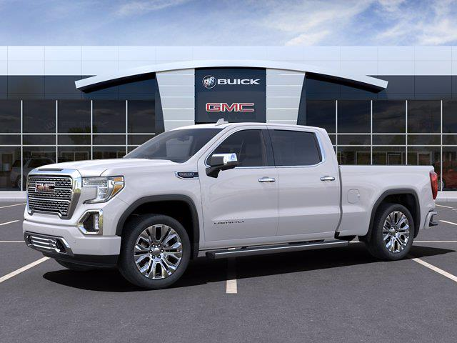 2021 GMC Sierra 1500 Crew Cab 4x4, Pickup #M21600 - photo 3