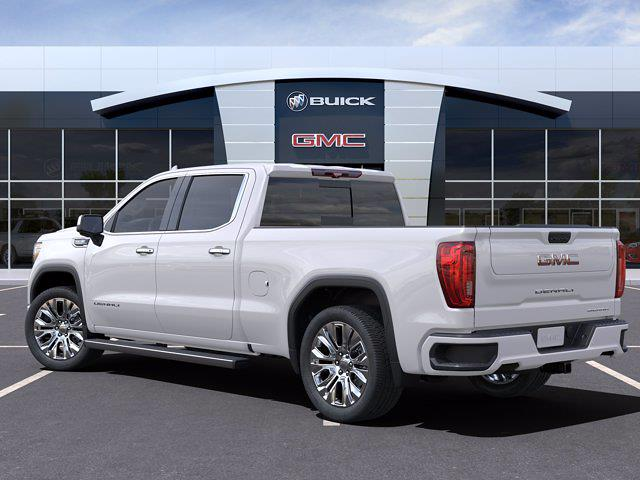 2021 GMC Sierra 1500 Crew Cab 4x4, Pickup #M21600 - photo 4